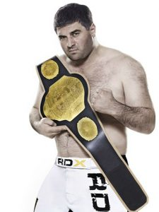 World Champion in MMA David Shvelidze