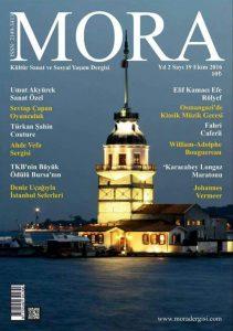 Турецкий журнал «MORA» опубликовал статью, посвященную жизни и творчеству Fahri Dzhafarli