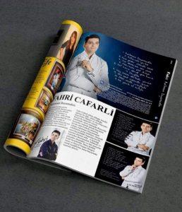 Как сообщает журнал «MORA», песни Fahri Dzhafarli ротируются в эфире турецкой радиостанции «Истамбульский голос»