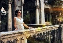 Анастасия Аврамиди очарована