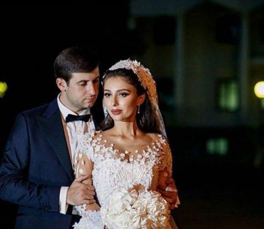 Азамат Биштов и Фатима Дзибова поженились