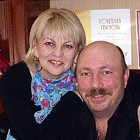 Arthur and Fatima Kidakoeva