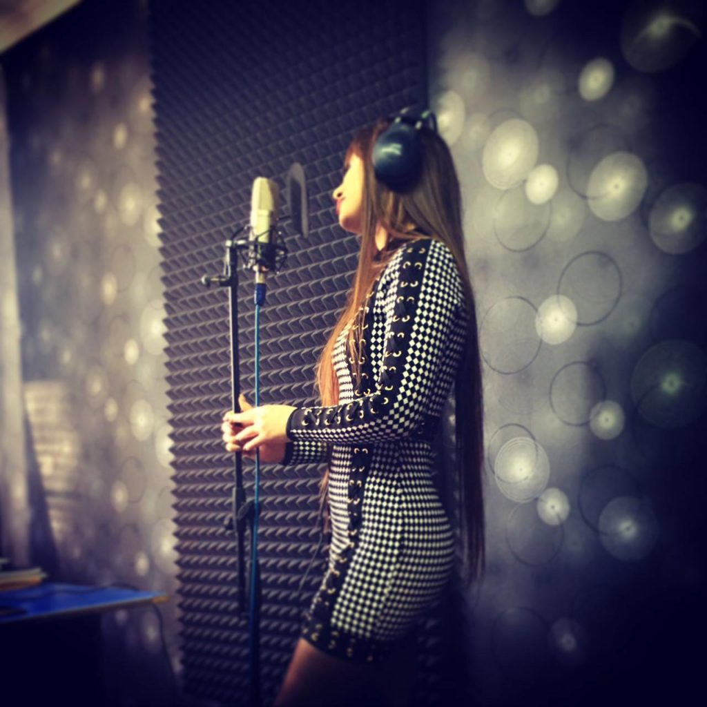 """In the life of Anzhelika Bekaldiyeva there was a story about which she sings in the song """"Until she Loves"""""""