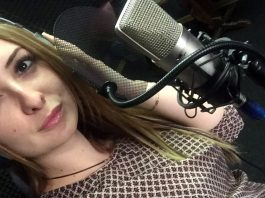 """You records 16"" and Agata Khorolskaya are preparing a new track"