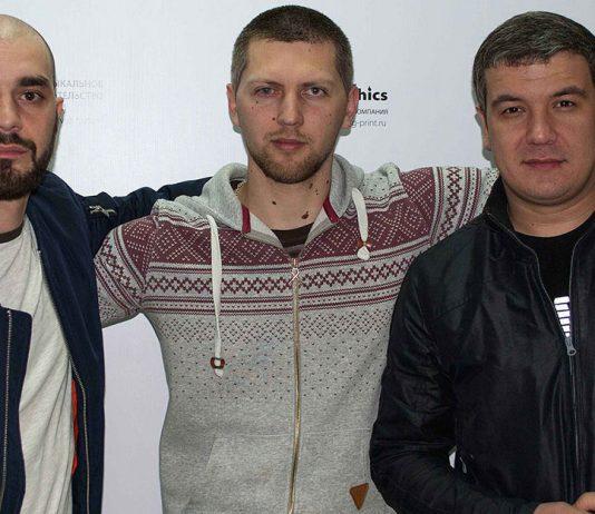Александр Гум и Георгий Мацукатов привезли новый материал в издательство «Звук-М»