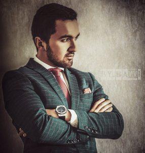Рифат Багаудин - режиссёр-постановщик клипа Азамата Пхешхова «Постой, родная»
