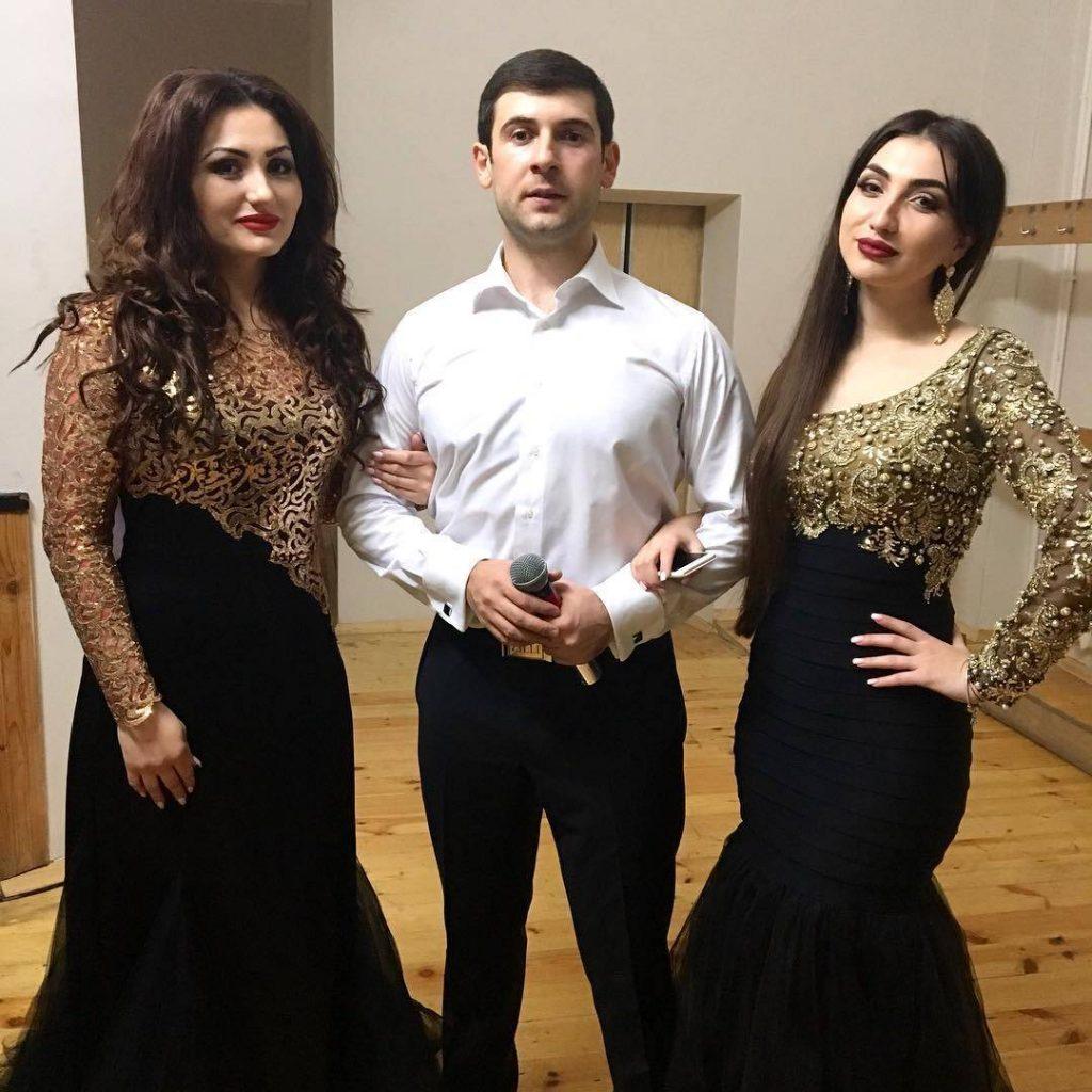 Новая песня «Так загадано было судьбой» в исполнении Азамата Биштова и Альбины и Фати Царикаевых