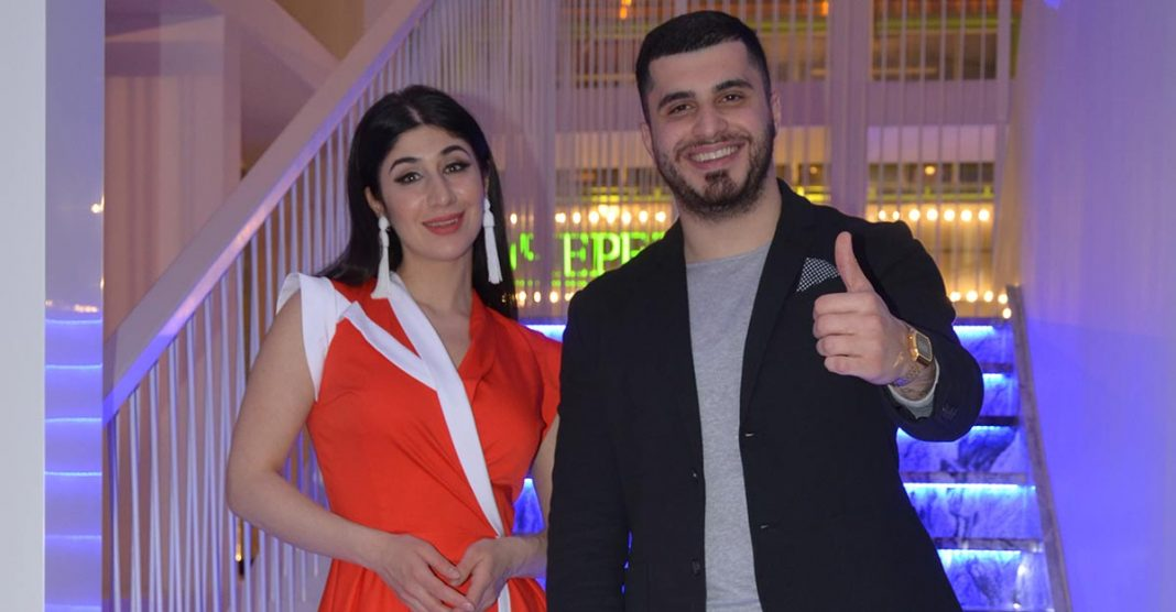 Анжелика Начесова и Tural Everest приняли участие в концерте «Звёзды Восток FM»