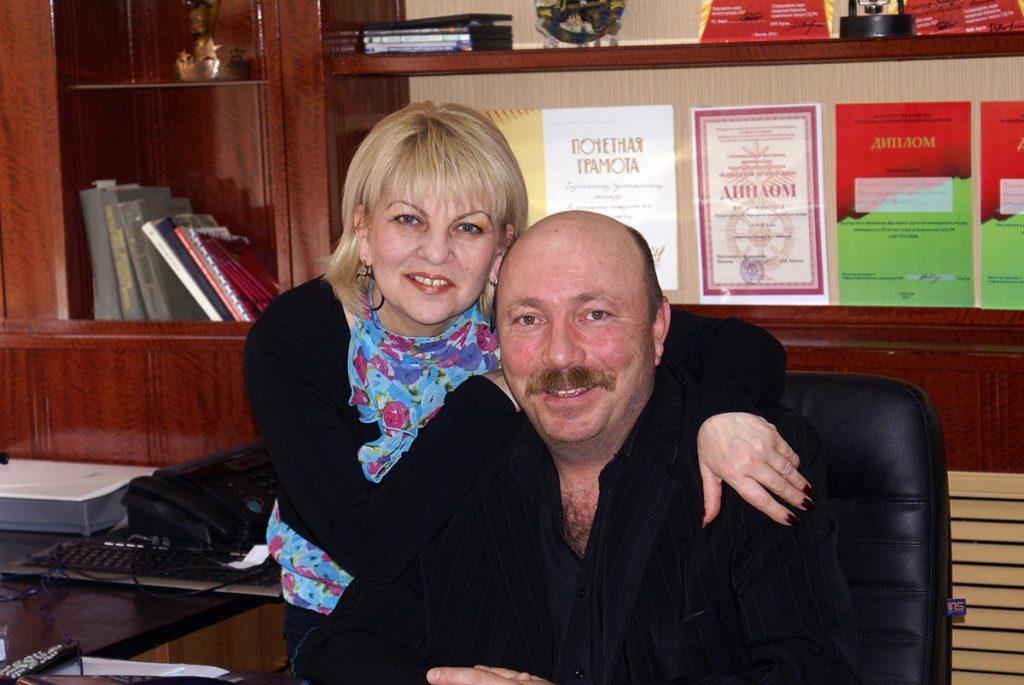Артур и Фатима Кидакоевы. Больше 35 лет вместе
