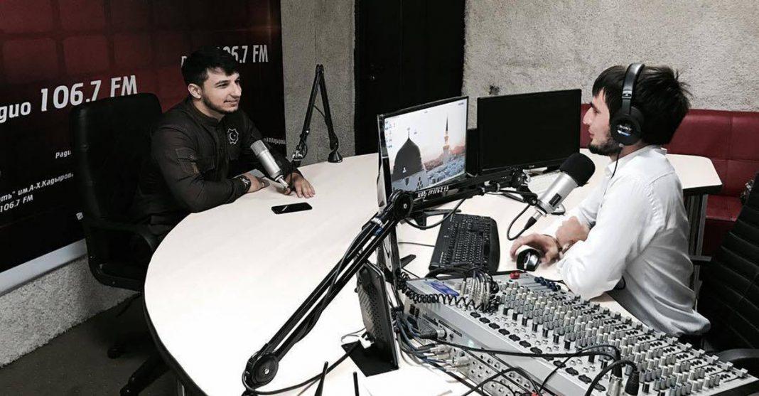 Иса Эсамбаев на радио «Путь»