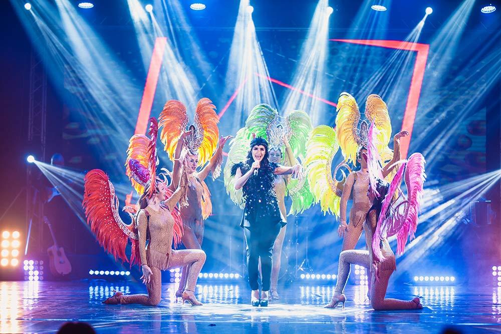 Анжелика, как и тысячи её поклонников в России считает концерт в Майкопе главным событием её творческой жизни