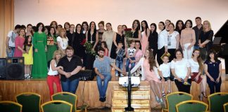Creative evening of Zarina Bugayeva and Ruslana Sobiyeva
