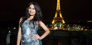 The French dream of Zarina Bugayeva came true!