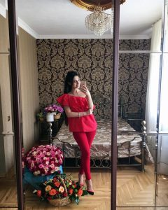 "Fati Tsarikayeva: ""A girl should not look for anyone, it should find her!"""