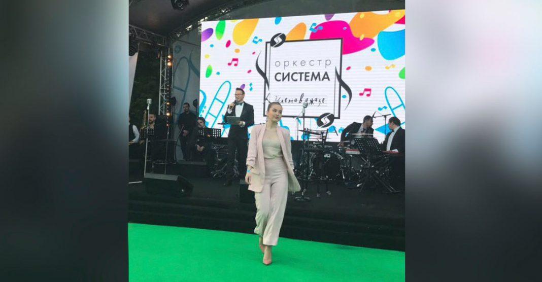 Maryana Albotova and Alla Boychenko performed brilliantly at a jazz party!