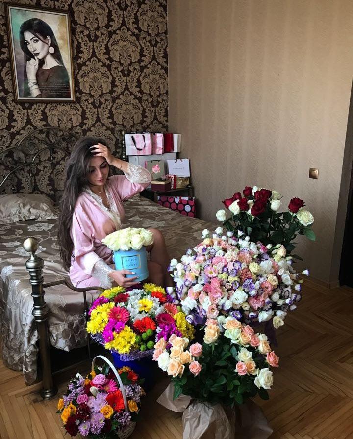 20 июля очаровательной певице Фати Царикаевой исполнилось 25 лет