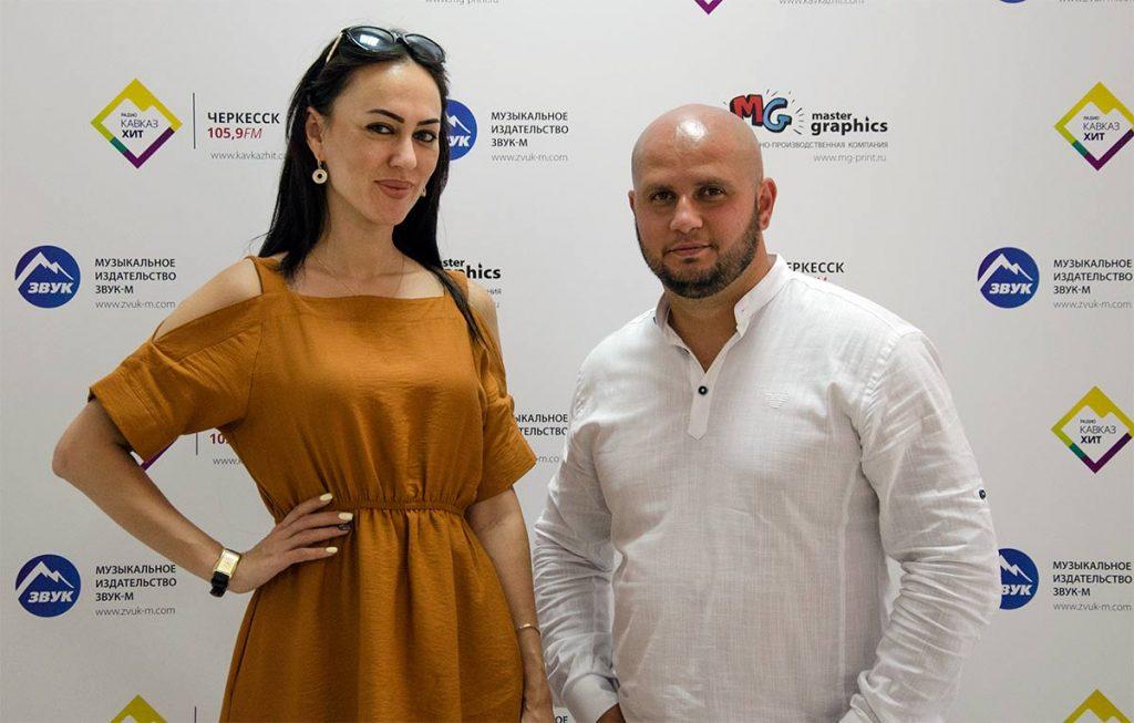 Алан Музаев и Руслана Собиева: «Мы намерены и дальше продолжать совместную работу»