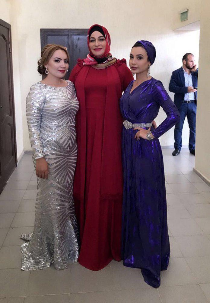 Алика Богатырева на концерте «Премия – Музыкальная открытка»