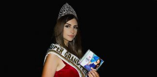 Tamara Garibova became the winner of the International Beauty Contest in Greece!