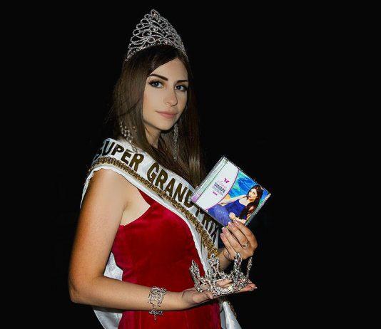 Тамара Гарибова стала победительницей Международного конкурса красоты в Греции!