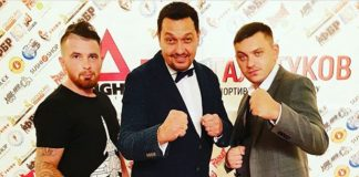 "Sergey Leshchev became the leading sports show ""Fights without ties"""