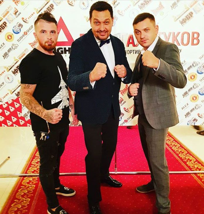 """Sergey Leshchev became the leading sports show """"Fights without ties"""""""