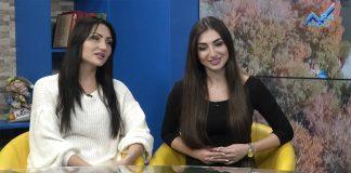"Albina and Fati Tsarikayev: ""Albina is responsible for songwriting ..."""