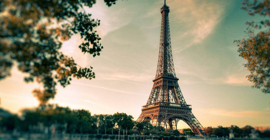 Zarina Bugaeva about her love for Paris ...