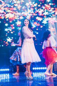 Впервые трек «Гуляй, столица!» прозвучал на сольном концерте Анжелики Начесовой в Майкопе