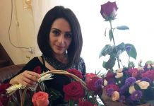 Известная исполнительница и автор песен Анастасия Аврамиди отметила свой День рождения 12 октября.
