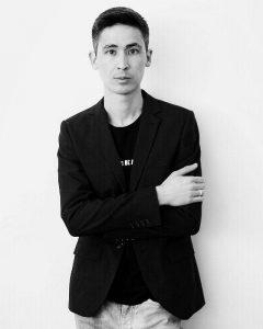 Автор музыки к показу бренда «AYZA» Загир Сатыров