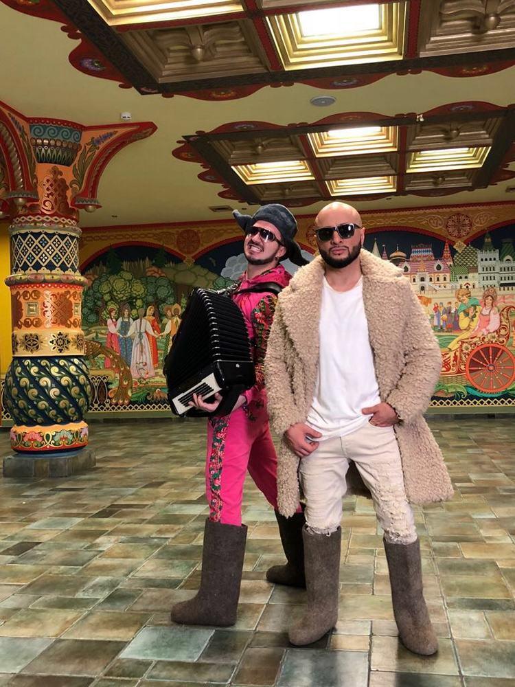 """Новый трек под названием """"Валенки"""" готовит для своих поклонников популярный исполнитель Султан-Ураган"""