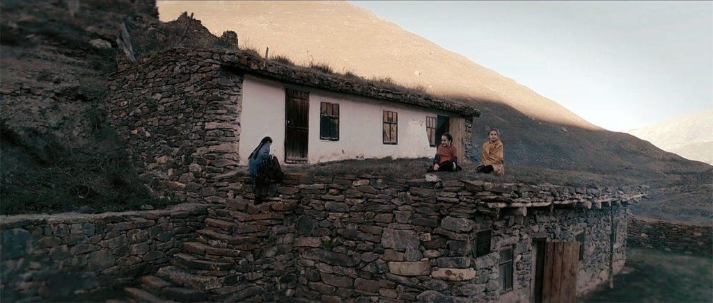 Кадр из видеоклипа Аллы Бойченко на песню «Марьям»