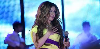 "Zarina Tilidze - ""The Best Voice of Dagestan 2017""!"