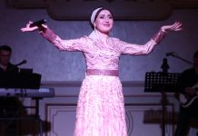 """SALMIRA shared with the audience the """"History of Dreams"""""""