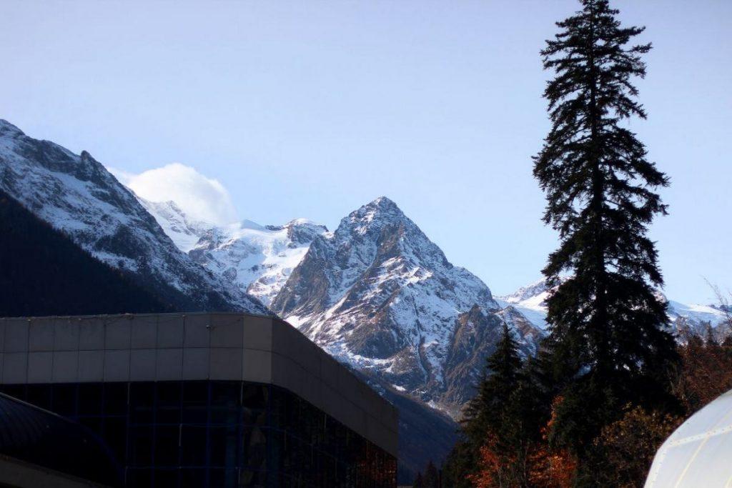 Загир Сатыров: «Горы – это место, где я могу по-настоящему отдохнуть, собраться с мыслями и развеяться.»
