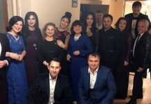 Charity concert in support of Nurbiya Emizh