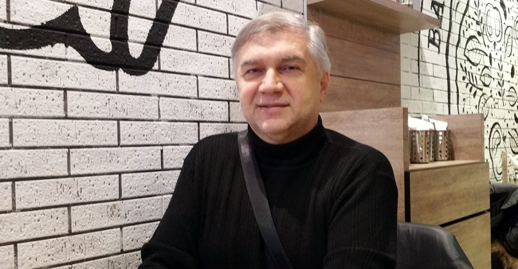 """Sergey Kolesnichenko. The company """"Sound-M"""" expands the field of authors"""