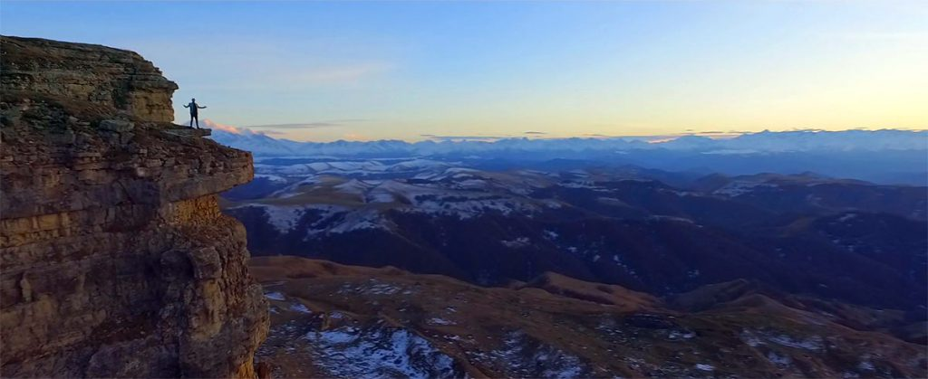 "The video clip ""Tilek"" shows the most beautiful corners of Karachay-Cherkessia plateau Bermamyt and Gum-Bashi pass"