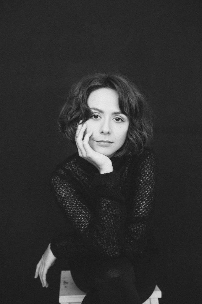 Александра Акманова - педагог по вокалу