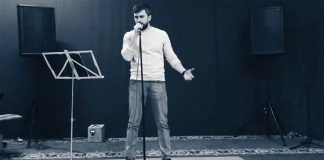 Azamat Tsavkilov sang songs by Vladimir Vysotsky