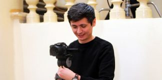 "Islam Satyrov has finished shooting his movie ""Whisper of Happiness"""