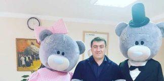 Рамазан Кайтмесов: «Лучший подарок – здоровье матери и детей!»