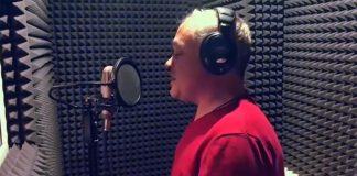 Aidamir Eldarov dedicated his wife one of the new songs!