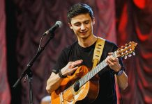 Islam Satyrov told about the concert in Astrakhan