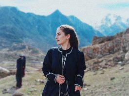 Alla Boychenko started shooting the second clip