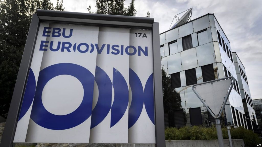 Office of the European Broadcasting Union in Geneva. Photos from www.ebu.ch