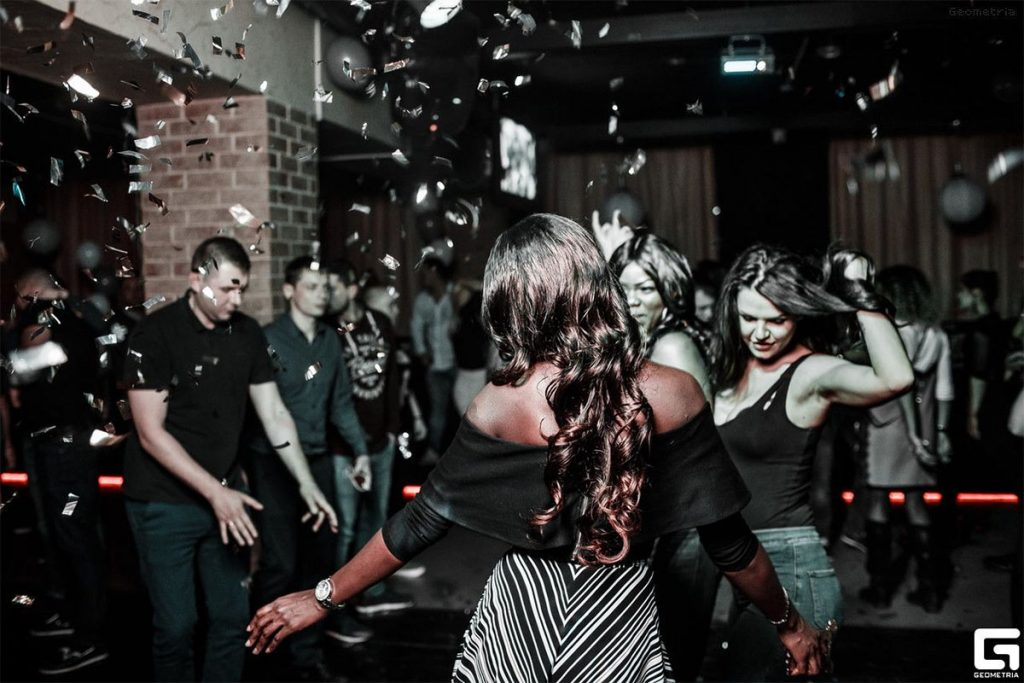 Ночной клуб-ресторан «Eclipse». Фото с сайта http://eclipsenightclub.ru
