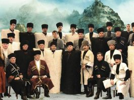 The singers of the Caucasus. The history of the Caucasian song
