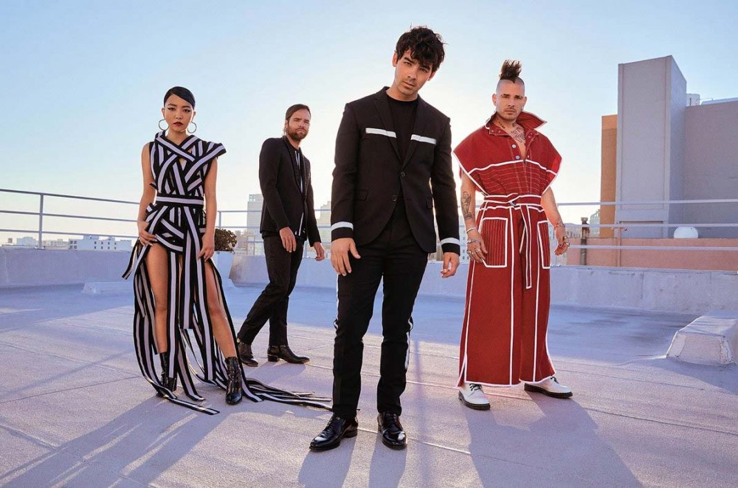 DNCE band unveiled new album